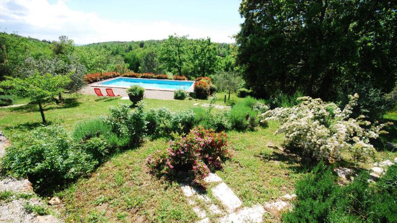 Piscina&giardino